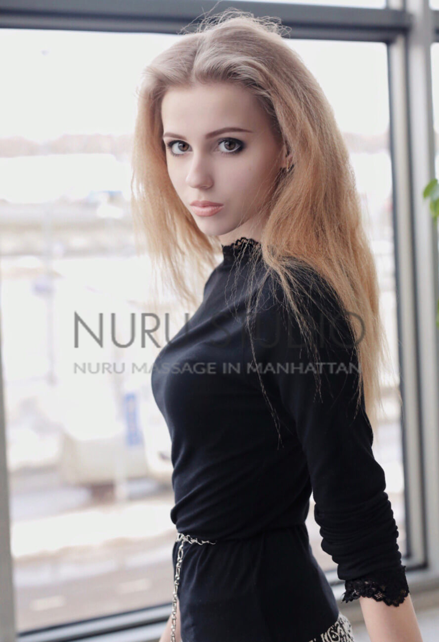 polina nuru massage. locations: Manhattan NYC